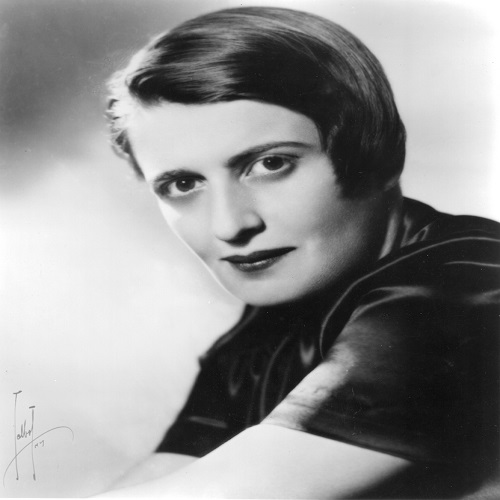 Ayn Rand spoke half-truth, let us figure out the rest